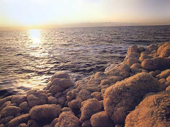 المنطقة التي غُلبت فيها الروم: معجزة قرآنية بالصور Alba7r-almayet