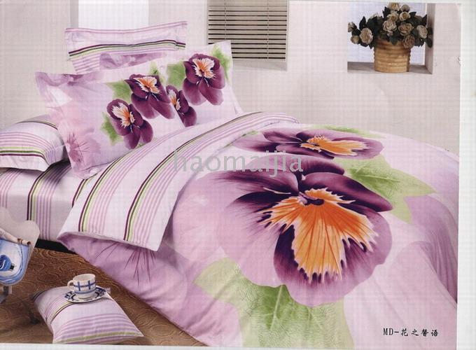 لعاشقات الورد لكم مفارش السرير كلها ورد... 32259922801477583510