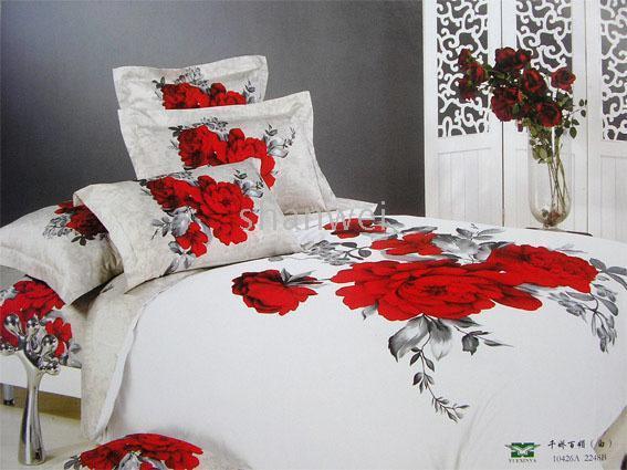 لعاشقات الورد لكم مفارش السرير كلها ورد... 39310074141977691688