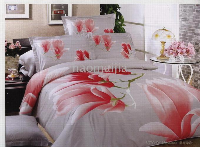 لعاشقات الورد لكم مفارش السرير كلها ورد... 47364634482005629956