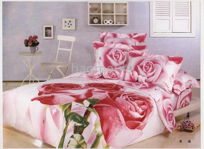 لعاشقات الورد لكم مفارش السرير كلها ورد... 55812147065180750754