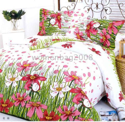 لعاشقات الورد لكم مفارش السرير كلها ورد... 57770118447973769381