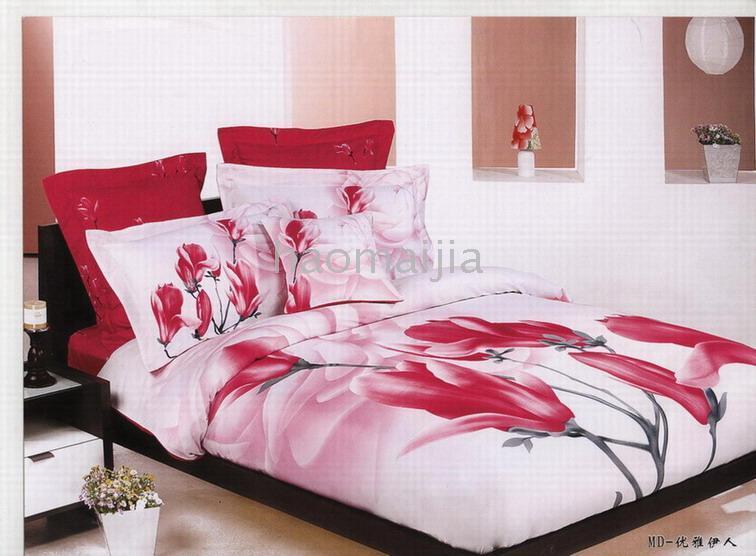 لعاشقات الورد لكم مفارش السرير كلها ورد... 97122986780907913047