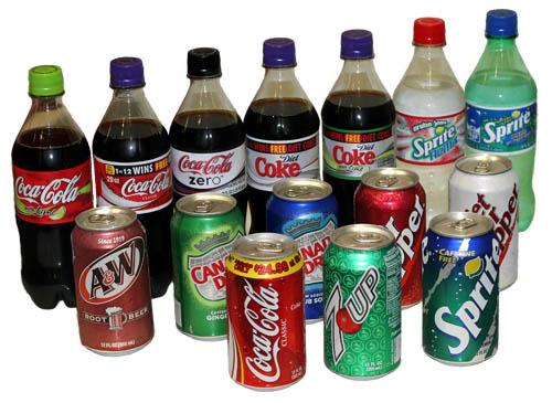 المشروبات الغازية تزيد من خطر الإصابة بالسرطان Soft_drinks