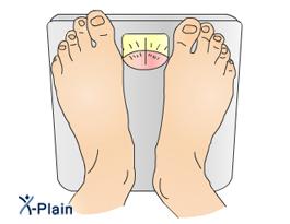 تخفيف الوزن الزائد