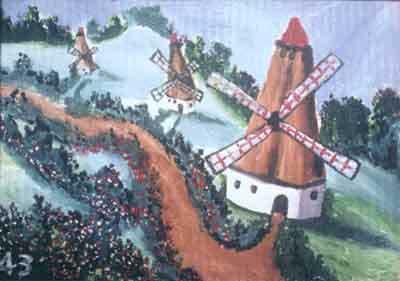 رسام تركي... يحير علماء أميركا والعالم!! Bla2