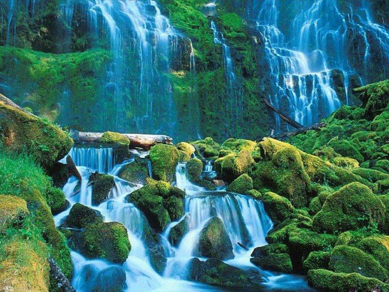 رحلة في عالم الشلالات المائية 3