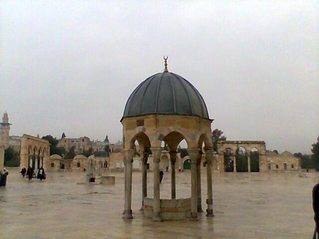 الجّامِعُ القبليّ، أحد أهمّ معالم المسجد الأقصى المُبارك.