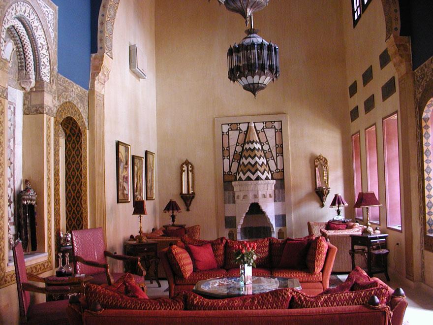 ديكورمنازل التراث السوري