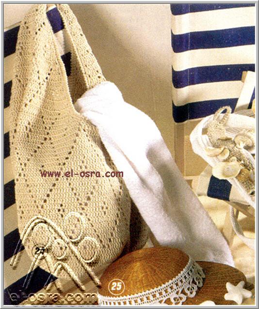 Если вы умеете вязать сумка связанная крючком видео вязание сумки сумка пляжная