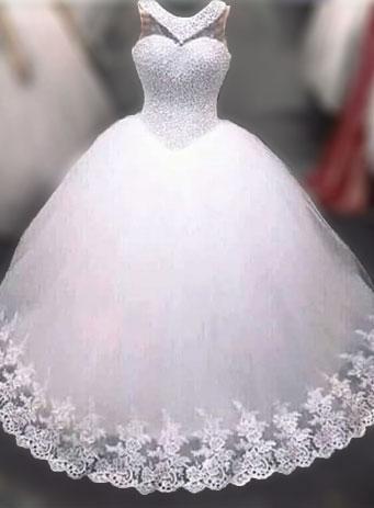 0f4a99f12 حلمت بانها ترتدي فستان زفاف ابيض وكان الفستان قصير - شبكة الشفاء ...