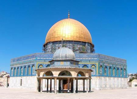 زوجي حلم انه ذهب الى القدس ما تفسير ذالك شبكة الشفاء العالمية